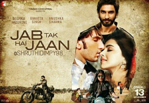 5 posters of deepika and ranveer