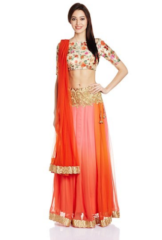 5 wedding lehengas
