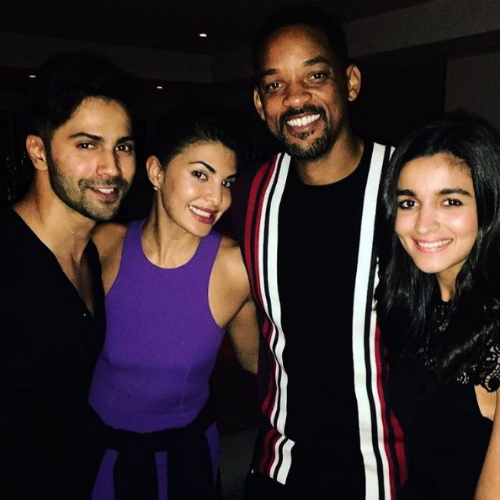 5 will smith parties with akshay kumar
