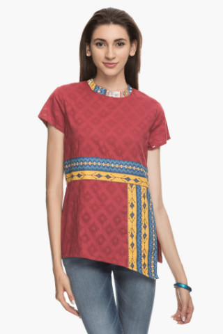 7 affordable printed kurtis
