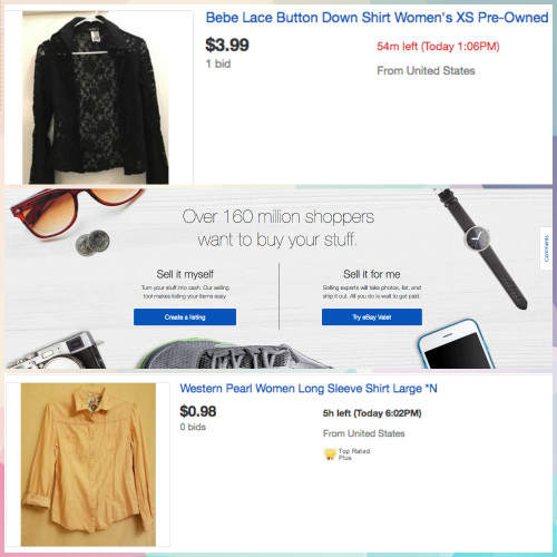 7 websites to sell clothes