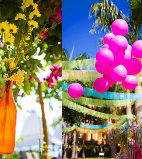7 wedding decor ideas