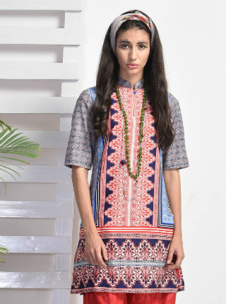 8 affordable printed kurtis