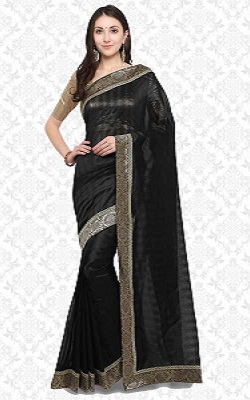 Black-saree-under-1000