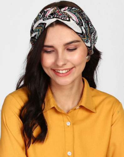 Boho-Printed-Elsie-Knotted-Headband-Stylish-Hair-Accessories