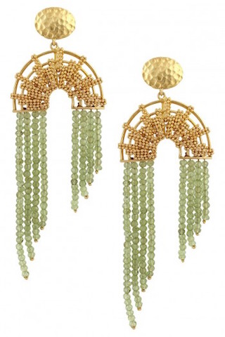 11 statement earrings