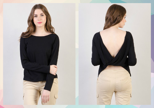 12 tops with sexy backs