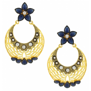 14 chand baali earrings