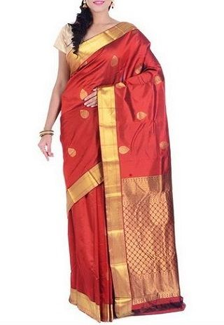 14 red sarees for the bride to be