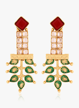 14 statement earrings