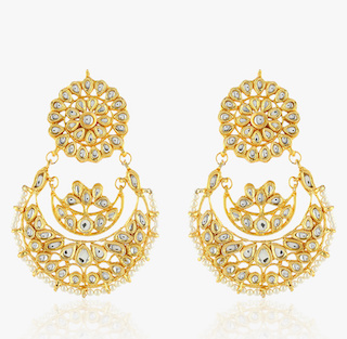 15 chand baali earrings