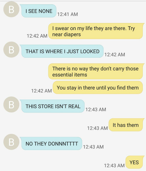 2 mother and daughter conversation about tampons