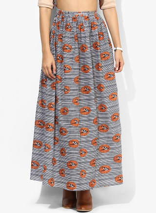 3 affordable long skirts