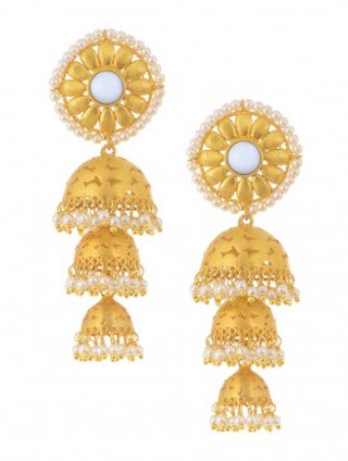 3 statement earrings