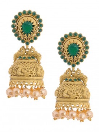 4 statement earrings