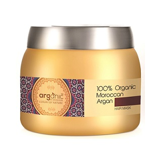5 best hair care products under Rs 500 - arganic by aryanveda organic moroccan argan hair mask