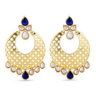 6 chand baali earrings