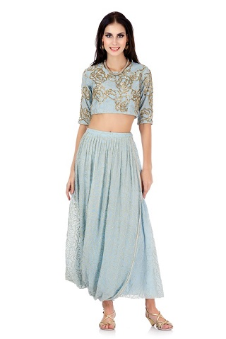10 indo western wedding outfits