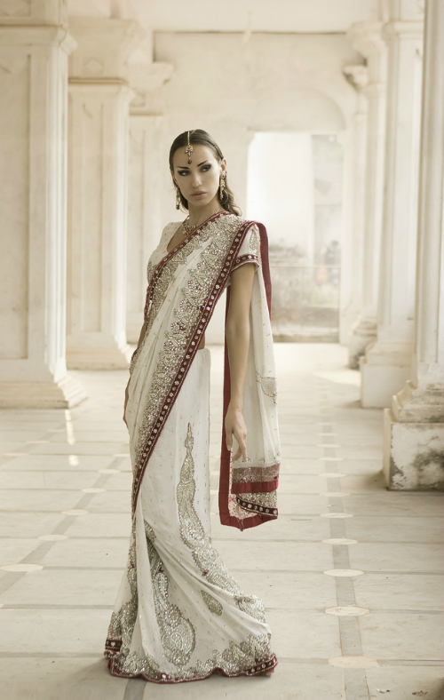 10 saree draping