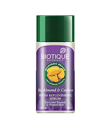 11 curly hair - Biotique Bio Replenishing Serum