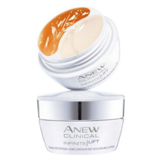 12 dark circles - Avon Anew