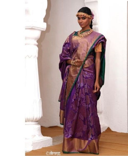 12 types of sarees in india