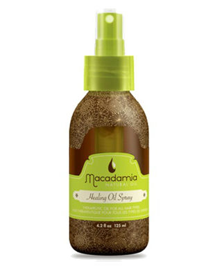 13 curly hair - Macadamia Natural Oil Healing Oil Spray