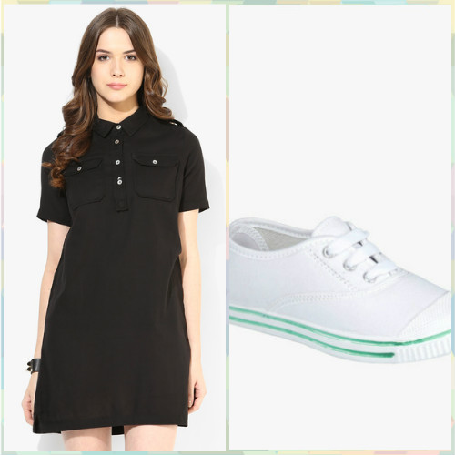 1a fashionable college outfits under Rs 1000
