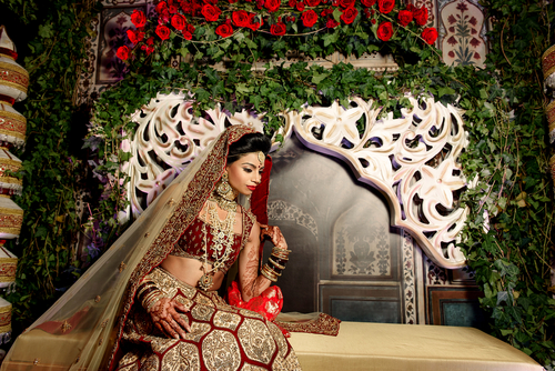 2 bridal lehengas in Mumbai