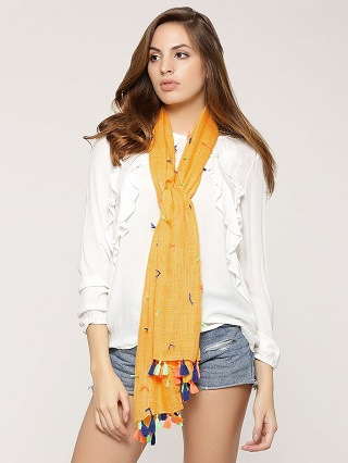 4 best stoles for women to keep you warm and stylish