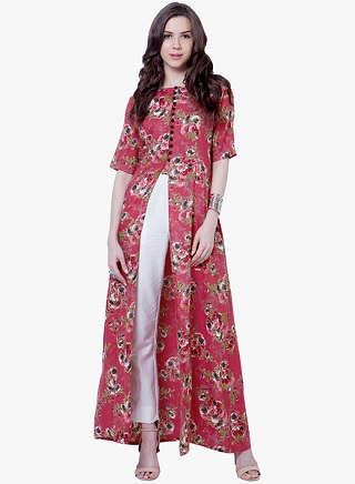 5 indo western wedding outfits