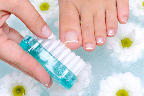 6 tips for pretty feet