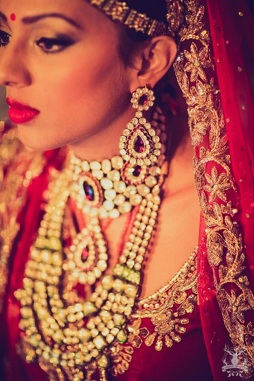 7 bridal jewellery sets