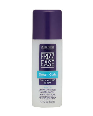 7 curly hair - John Frieda Frizz-Ease Dream Curls