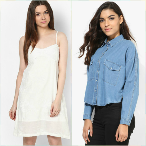7 fashionable college outfits under Rs 1000