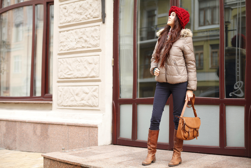 8 how to look stylish in winters