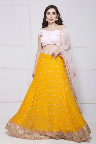 9 indo western wedding outfits