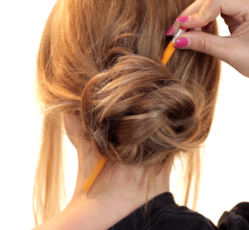 9 simple hairstyles
