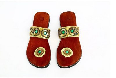 A-Dash-Of-Colour-indo-western-shoes