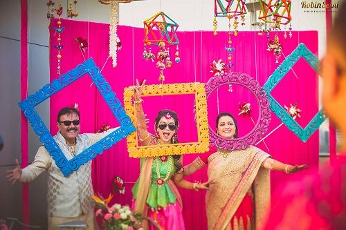 10 Ideas For The Most Colourful Fun Mehendi Function Ever Popxo