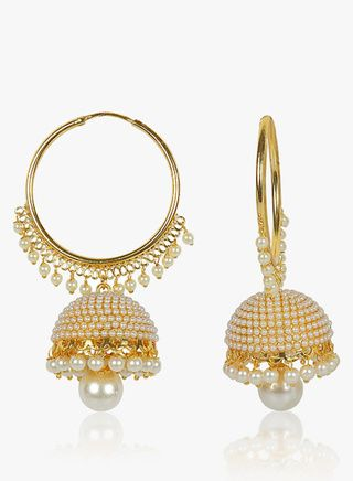 12 Different Types Of Indian Earrings Every Girl Must Own Popxo