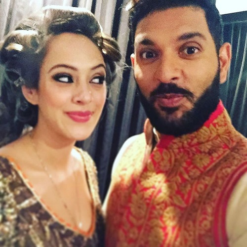 10 Yuvraj Singh gets married