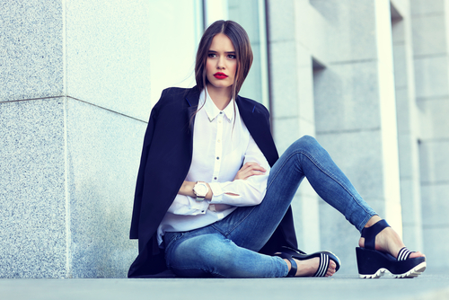 10 ways to wear your jeans