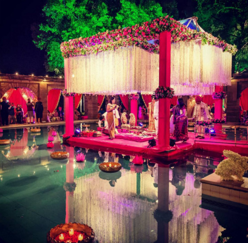 11 Stunning Wedding Mandap Decoration To Inspire Your Wedding Decor