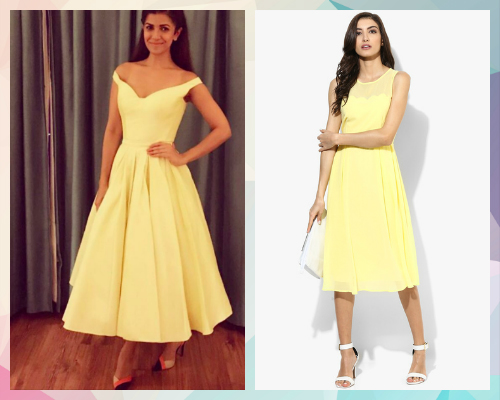 4 best celebrity dresses - nimrat kaur