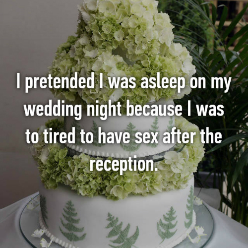 4 what happens on wedding night