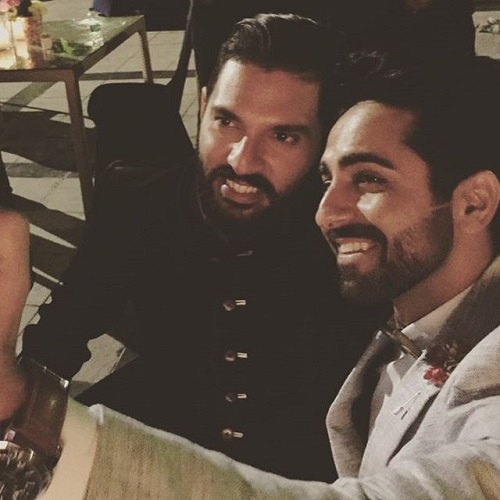 5 Yuvraj Singh gets married
