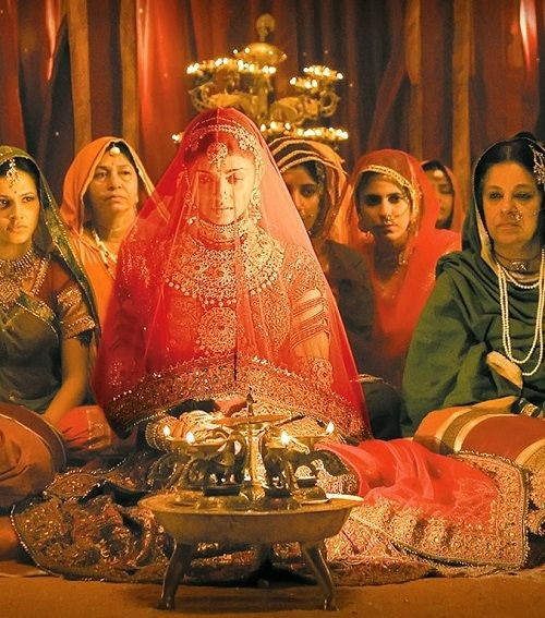 5a Bollywood Brides