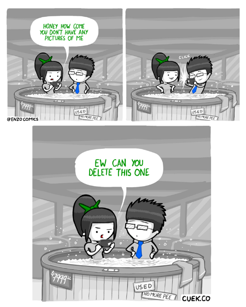 7 funny couple comics