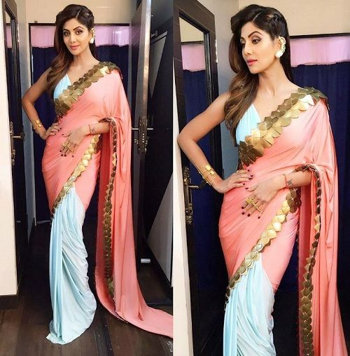 9 how to style a saree